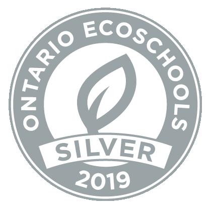 Silver EcoSchools Certification 2019